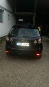 Volkswagen Golf Plus1.9 TDI Extra stanje