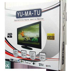YUMATU HD SAT resiver poklon HDMI kabel