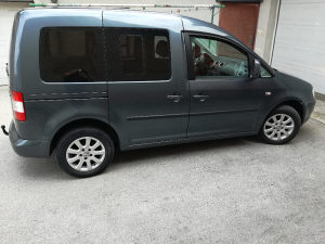 Volkswagen Caddy, putnicki,life,1.9 tdi, family