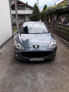 PEUGEOT 407 Premium 2,0 HDI 136 KS Automatik