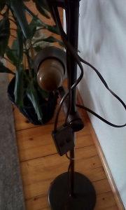 Podna lampa zglobna 142 cm