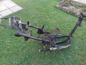 Ram (kostur) za skuter 150 cc