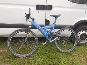 """Mountbike bicikl 26"""", 27 brzina, sa amortizerima"""