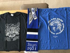 Manijaci, Željeznicar sal i majice