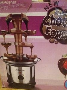 Cokoladna fontana
