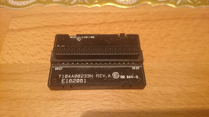SCSI/LVD 68 PIN Terminator Card Adapter