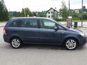 Opel Zafira 1.7cdti*GP2008/09*7 SICEVA*PLACENE OBAVEZE