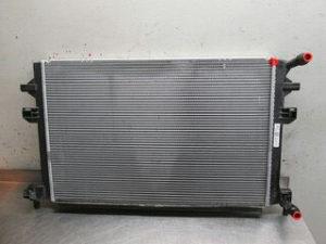 Hladnjak klime i vode Original Audi A3 12-16