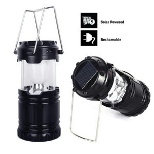 Solarna LED Lampa 6LED T-81 GRATIS 3kom/Ni-Mh Baterija