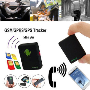 Mini A8 GPS Za osobe, vozila i slično! NOVO! / Lokator