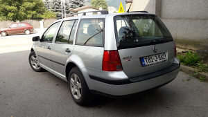 Volkswagen Golf 4 *REGISTROVAN
