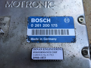 Bmw e30 m42 318is chip tuning