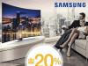 AKCIJA >>> Samsung ZAKRIVLJENI 4K TV Curved UltraHD
