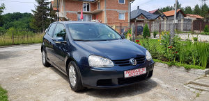 GOLF 5 1.9 TDI 4 MOTION 2005 GODINA