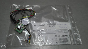 Tipka za paljenje/ PHILIPS 42PFH6309/88 / TV5/6