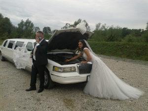 Limuzina za svadbe 061 77 97 32