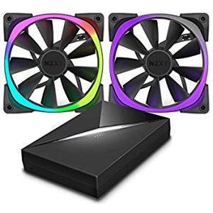 NZXT AER RGB 120 Kontroler 2x120mm