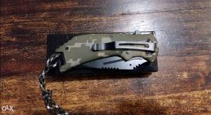 Smith & Wesson TANTO PREKLOPNI NOŽ MASKIRNI