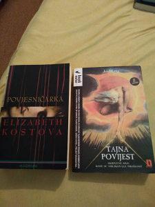 Knjige: Tajna povijest, Povjesničarka