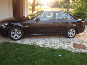 BMW 520 d E60 2007