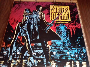 Various ‎– Streets Of Fire - Music From The Original