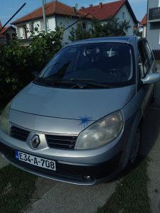 Renault scenic 1,9 Dizel