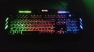 Fury Spitfire Gaming tastatura