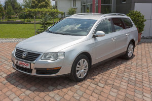 VW Passat 4 MOTION 2,0
