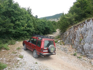 Land Rover Discovery..zamjena za luksuzno vozilo