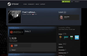 Steam account 102 lvl 340 igrica!