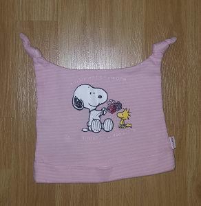 Snoopy pamucna kapa