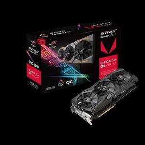 VGA AS STRIX-RXVEGA56-O8G-GAMING