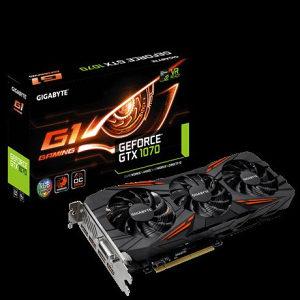 VGA GBT GV-N1070G1 GAMING-8GD