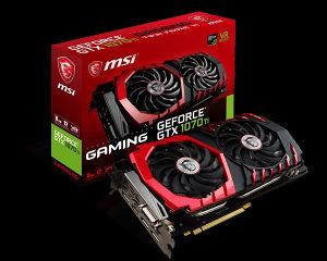 VGA MSI GeForce GTX 1070 Ti GAMING 8G