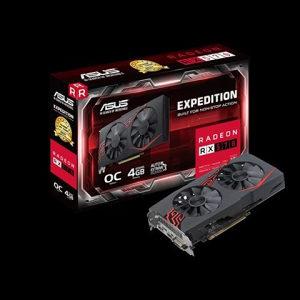 VGA AS EX-RX570-O4G