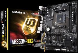 MBO GBT GA-AB350M-HD3