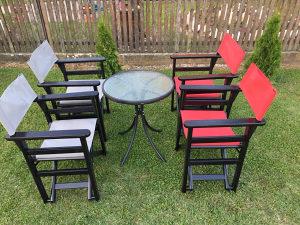 Garniture stolovi i stolice