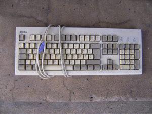 Tastatura za računalo.