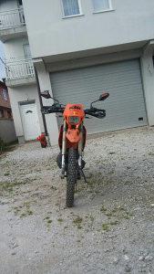 Cross KTM 125 u ekstra stanju