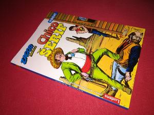 Zagor predstavlja Ludens u boji broj 4 Chico serif