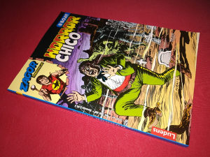 Zagor predstavlja Ludens u boji broj 6 Horror Chico