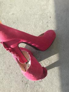 Cipele ženske Scorett