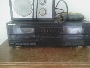 kasete dupli dek i aktivni bufer bas