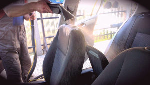 Hemijsko čišćenje vozila