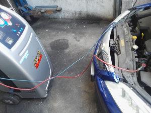 Punjenje auto klime 30 KM