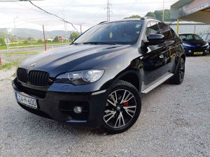 BMW X6 3.0d 2008god. MAX FULL