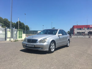 Mercedes C240 w203 avantgarde C220 C200 C klasa