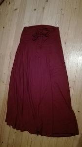 Zenska suknja,duga