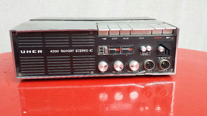 UHER 4200 Report Stereo IC