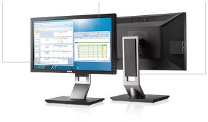 "[AKCIJA] Monitor Dell, P2010H, LED, 50,8 cm 20"" IPS"